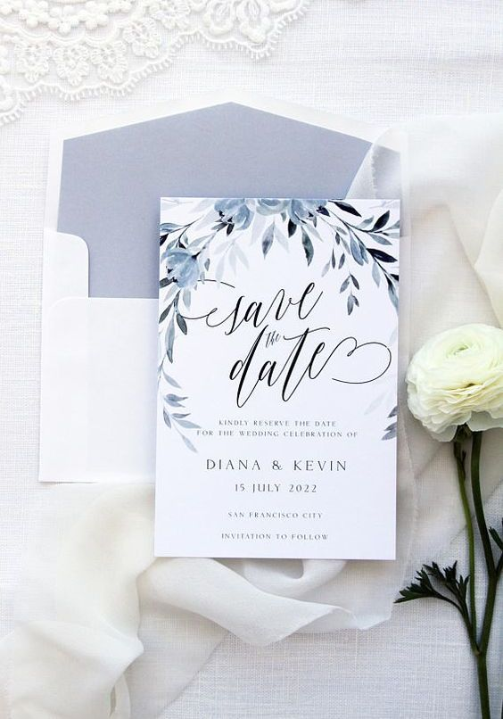 stationary cards for wedding